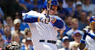 Cubs Top Reds 8-6 In Wild 6-HR Game