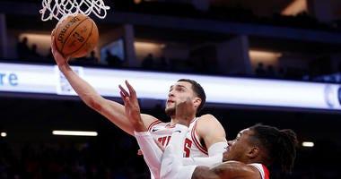 Chicago Bulls Beat Sacramento Kings