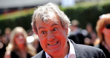 Terry Jones, a member of the Monty Python comedy troupe, has died at 77.