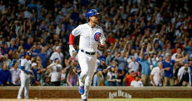 Almora Grand Slam A Highlight Of Cubs' 8-4 Romp Over Phillies