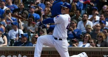 Bryant, Rizzo Lead Cubs To 4-1 Win Over Marlins