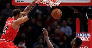 Bulls Wizards