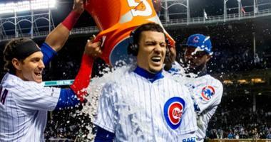 Cubs' Baez Knocks In Winning Run For 3-2 Win Over Phillies
