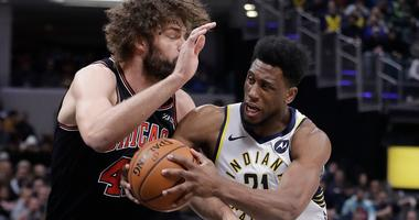 Bulls Lose 5th In A Row To Pacers