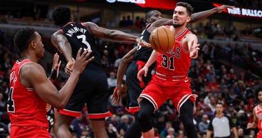 Bulls Raptors