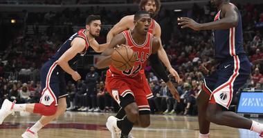 Bulls Beat Wizards In OT