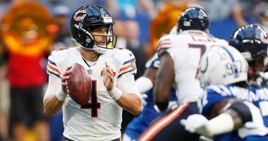 Bears quarterback Chase Daniel