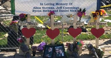 Memorial Service Held For 4 Men Killed In Waukegan Plant Explosion