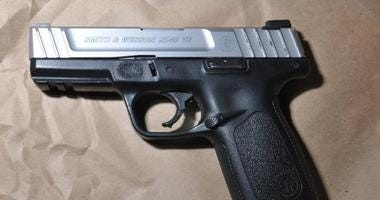 An Evanston man was charged with illegally having a loaded Smith & Wesson handgun in his car during a traffic stop Nov. 4, 2019, in the 7500 block of North Western Avenue.