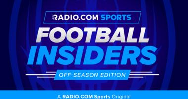 RADIO.COM 'Football Insiders' podcast