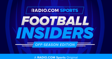 RADIO.COM 'Football Insiders' podcast