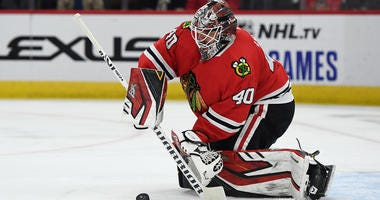 Blackhawks Fall To Golden Knights In Shootout