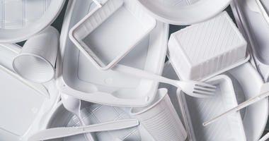 Plastic Serve-ware