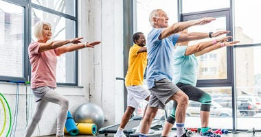 Exercise - Senior Citizens