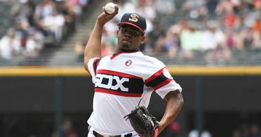 White Sox Fall To Tigers, 11-5