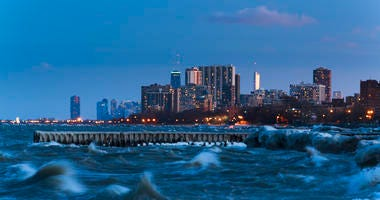 Windy Chicago