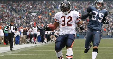 Former Bears Running Back Cedric Benson Killed In Motorcycle Accident