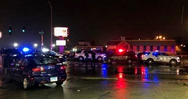Harvey Strip Club Shooting