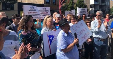 Tenants of a 26-unit affordable housing apartment building in the Humboldt Park neighborhood are fighting the landlord's decision not to renew the Section 8 contract with the Department of Housing and Urban Development (HUD).