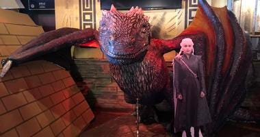 Game of Thrones Pop Up - Replay Lincoln Park