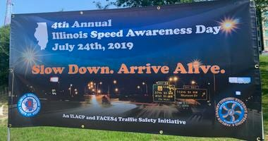 4th Annual Illinois Speed Awareness Day