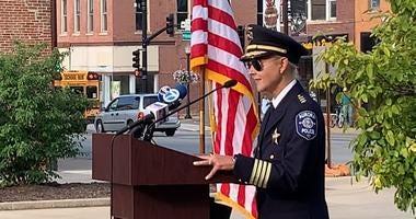 Aurora Police Chief Kristen Ziman