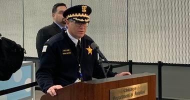 Chicago Police Cmdr. William Mullane