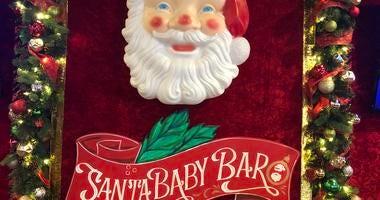 Santa Baby Bar