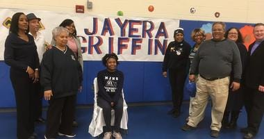 Dolton School District Teen Honored