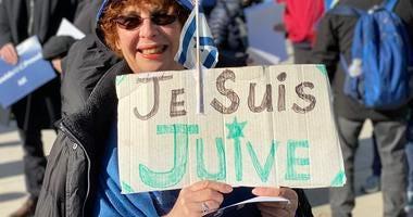 Jewish and Proud Demonstration