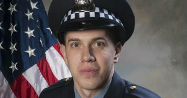 Chicago Police Officer John Rivera