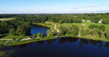 Lakewood Forest Preserve in Lake County