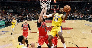 Another Late Collapse For Bulls, Who Fall To Lakers 118-112
