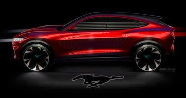 Mustang Mach-E SUV