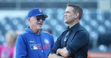 Cubs, Joe Maddon Part Ways