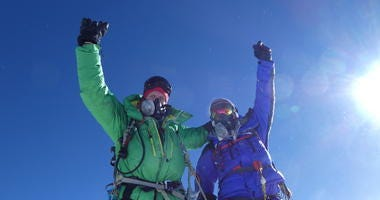 Alex Pancoe, Mt. Everest