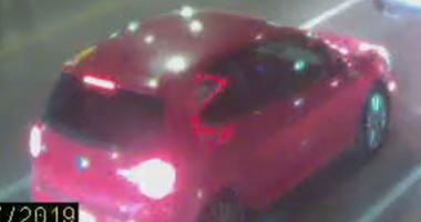 Volkswagen Beetle involved in Cragin hit and run
