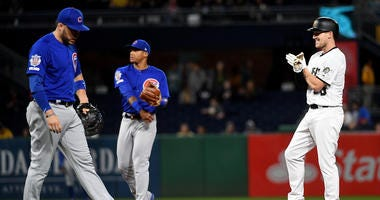 Cubs Drop Ninth Straight With 9-5 Loss To Pirates