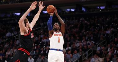 Knicks Rally To Beat Bulls, 105-98