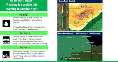 Flash Flood Warning Sept. 21