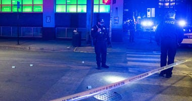 Shooting at Sound Bar nightclub in River North