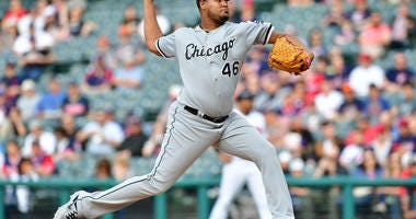 Iván Nova Leads White Sox Past Indians, 9-1