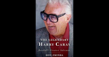 The Legendary Harry Caray:  Baseball's Greatest Showman