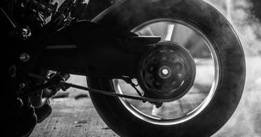 Stunt Riding Motorcycles