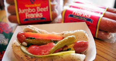 Some Vienna Beef Products Recalled