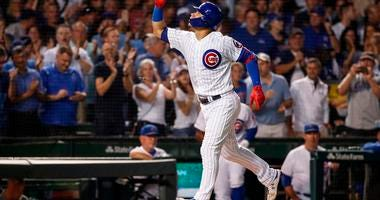 Contreras, Zobrist Contribute As Cubs Beat Mariners 6-1