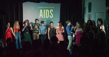 The Academy's AIDS Benefit