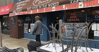 Glenn's Diner Outside