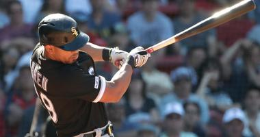Abreu Redeems White Sox With 9th Run Homer Against Red Sox