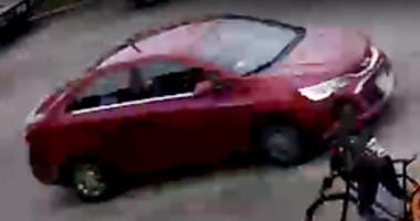 Portage Park Hit and Run